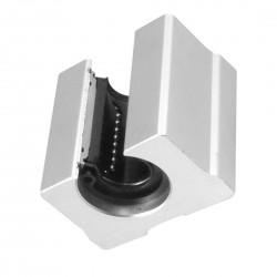 1pcs SBR20UU 20mm Rod Linear Ball Block Bearing for CNC Robotics DIY Projects