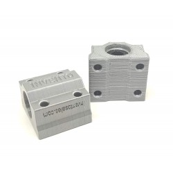 2pcs SC8UU 8mm Linear Motion block bearing, LM8UU bearing in 3D print Block For 3D Printer DIY