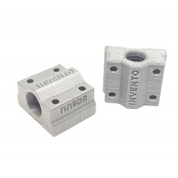 2pcs SC6UU 6mm Linear Motion block bearing, LM6UU bearing in 3D print Block For 3D Printer DIY