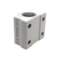 2pcs SC6UU 6mm Linear Motion block bearing, LM6UU bearing in 3D print Block For 3D Printer DIY