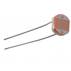10PCS Photoresistor LDR CDS 5mm Light-Dependent Resistor Sensor GL5516 DIY