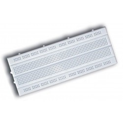 840 tie-points Electronic Project Breadboard Univ Terminal Strip for DIY
