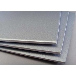 Aluminium Alloy Plate/Sheet (250x250x5mm, 5mm ) for DIY Projects