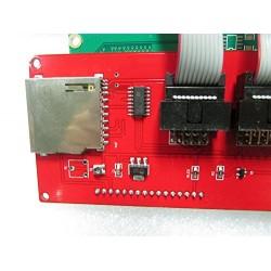 Reprap RAMPS1.4 2004 LCD display controller with adaptor Mendel For 3D Printer