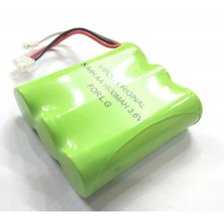 3.6V 1600 mAh Polymer NiMH Rechargeable AA Battery - cordless phone DIY Project