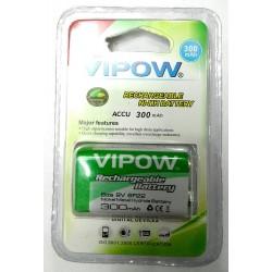 9V 300mah Vipow NiMH Rechargeable Battery Home Toys Cordless Phone DIY