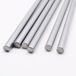1pcs EN31 Steel Smooth Rod 25mm OD 500mm (0.5 mtr) Long for Machines DIY Projects