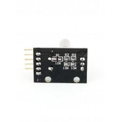 1PCS KY-040 Rotary Encoder Module Brick Sensor Development For DIY