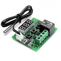 W1209 -50-110°C Digital thermostat Temperature Control Switch 12V + sensor For