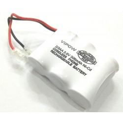 3.6V 300mAh Polymer Ni-Cd Rechargeable AA Battery - Cordless Phone DIY Project