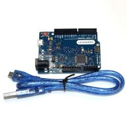 Leonardo R3 Pro Micro ATmega32U4 Board Arduino Compatible IDE + USB Cable