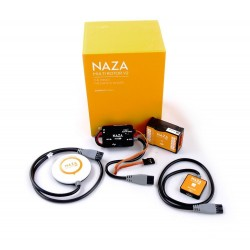 DJI Naza-M V2 MultiRotor Flight Stabilization Controller with GPS Set