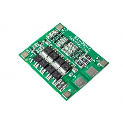 3S BMS 12V 25A 11.1V - 12.6V 3 Cell 18650 Lithium Battery Charging Protection Board Battery Management System Module