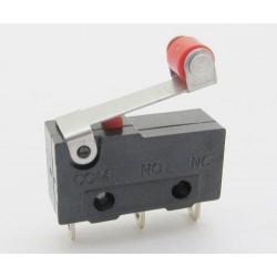 6pcs Micro Switch Mechanical End Stop For Reprap 3D Printer/CNC/DIY Project