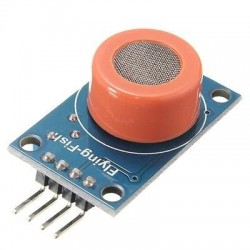 MQ-3 alcohol gas sensor module ethanol concentration detection circuit