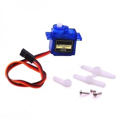9G SG90 Mini Micro Servo For RC Robot Helicopter Airplane Car Boat C9