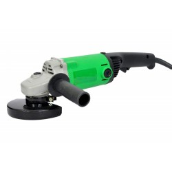 Electric Angle Grinder 125mm 5Inch Wheel 1200 Watt 10000 Rpm Powerful Professional Angle Grinder Machine Set
