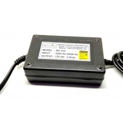 12V 2A DC Power supply AC Adaptor - SMPS - LED Strip - CCTV Power Adaptor