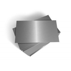 1pcs Al Aluminium Alloy 2mm Plate/Sheet- 50x50x2mm - for DIY Projects