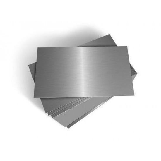 1pcs Al Aluminium Alloy 2mm Plate/Sheet- 50x50x2mm - for DIY Projects